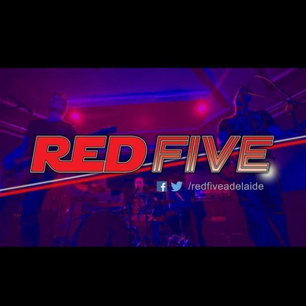 RED FIVE 6th April | 9:30pm | Free Entry