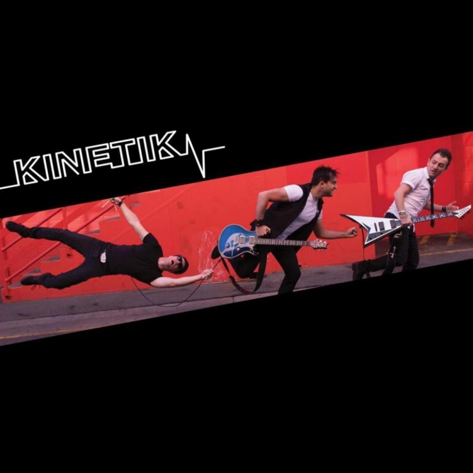 KINETIK 12th April | 8:00pm | Free Entry